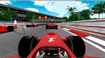 Screenshot of Formula Unlimited Racing