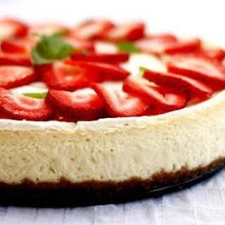 Strawberry Cheesecake With Condensed Milk Recipes.