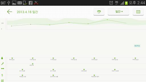 당뇨 길잡이 Apps (apk) baixar gratuito para Android/PC/Windows screenshot