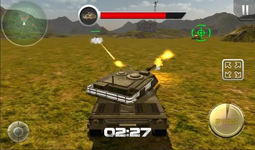 現代坦克戰3D