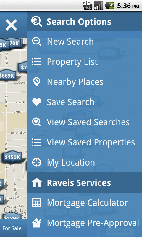William Raveis Real Estate- screenshot