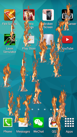 Fire Screen - Crack Screen 2.0 screenshot 642053