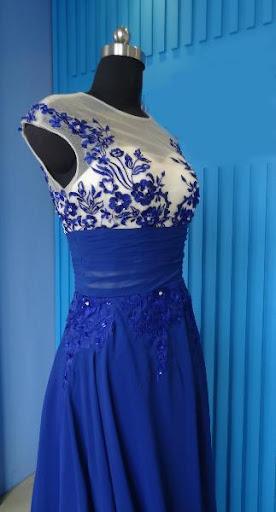 ガールイブニングドレスパズル