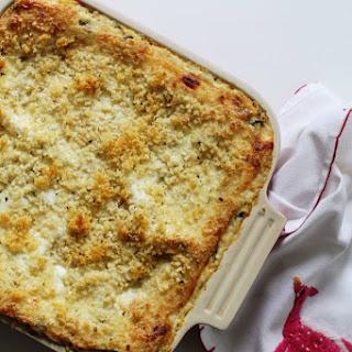 Tofu and Winter Squash Lasagna