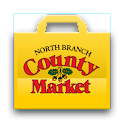 County Market North Branch logo