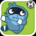 Pango juega al fútbol icon