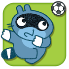Pango plays soccer icon