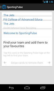 SportingPulse - screenshot thumbnail
