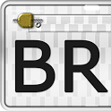 Registration Plates of Brazil icon