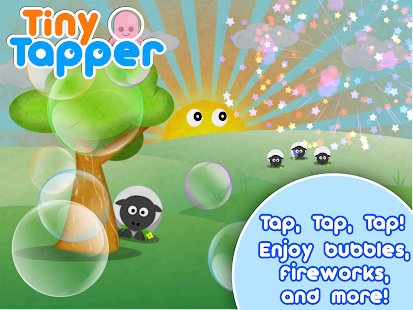 Tiny Tapper- screenshot thumbnail