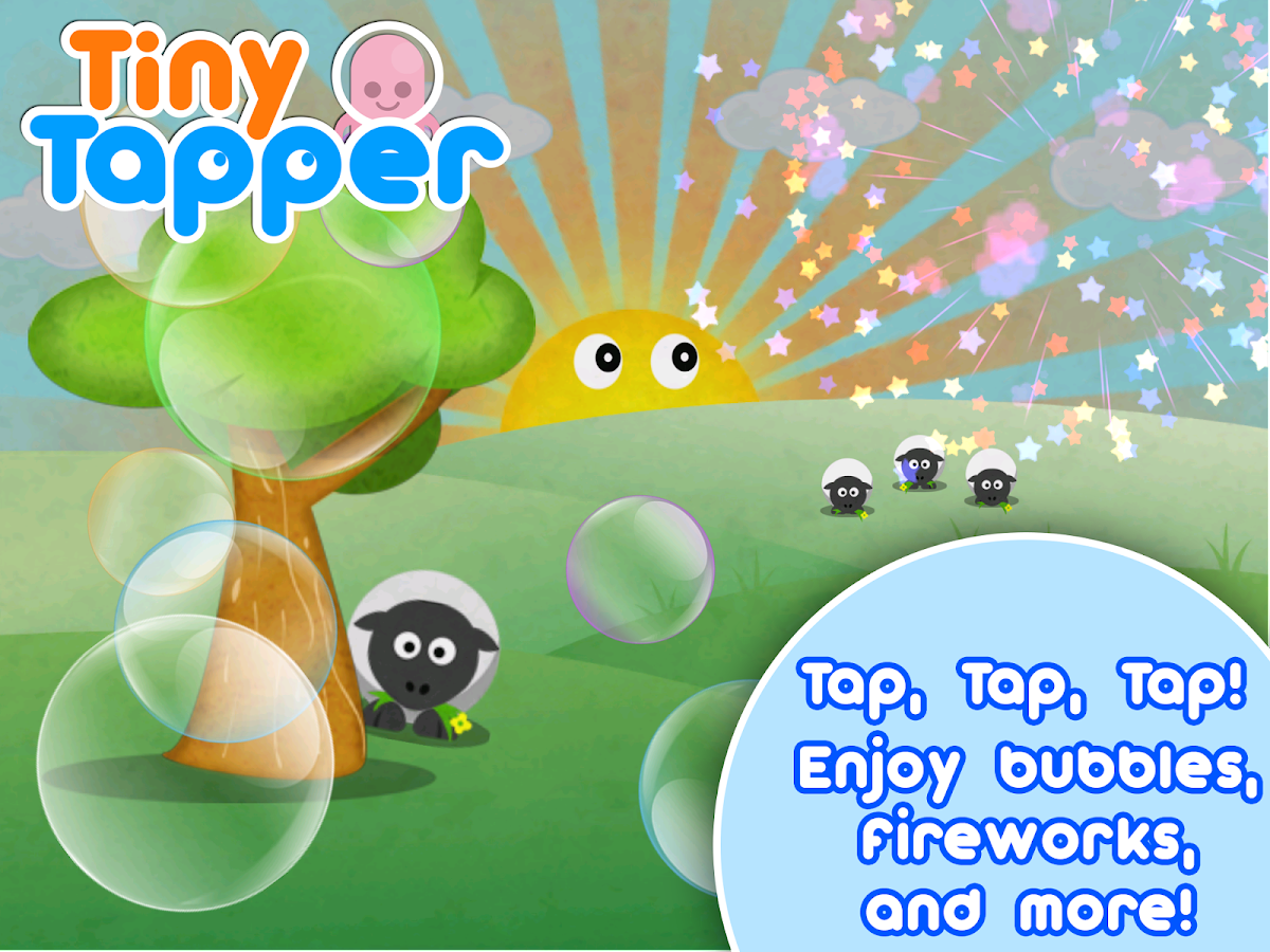 Tiny Tapper- screenshot