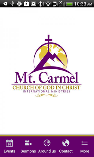 MT CARMEL CHURCH OF GOD