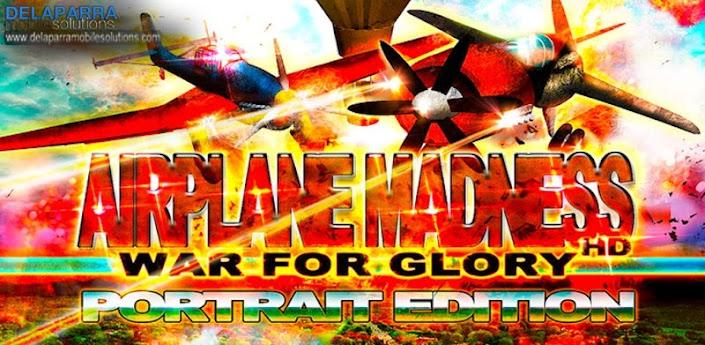 AIRPLANE MADNESS Por War Glory - скачать авиасимулятор для андроид