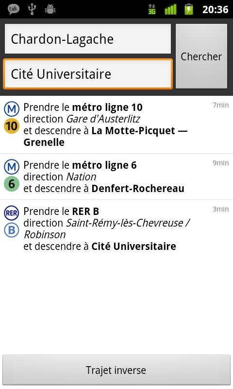 Metro 01 (Paris)- screenshot