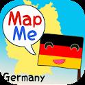 MapMe Germany logo