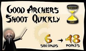 Screenshot of Archer Master