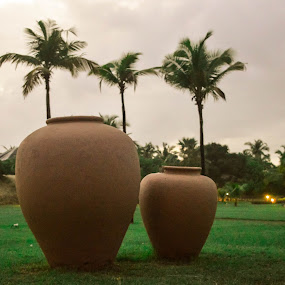 Pots !!! by Rushi Chitre - Artistic Objects Antiques