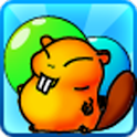 Bubble Beaver Game [ demo ] logo