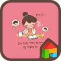 love is dodol theme icon