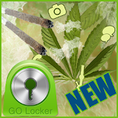 GO Locker Weed Rasta Theme