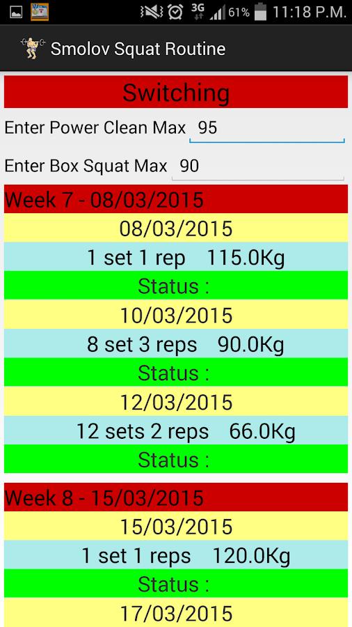 Multi Rep Max Conversion Chart Tcp Port 7777