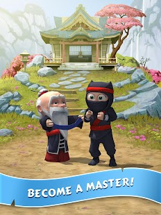 Clumsy Ninja Screenshot 20
