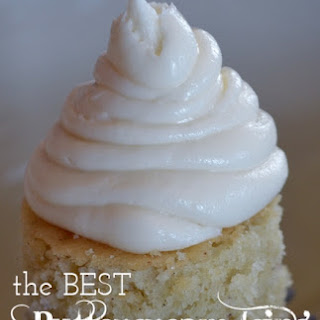 The Best Buttercream Icing Recipe, like ever..