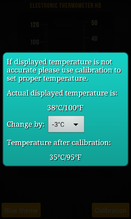 Electronic Thermometer HD 1.5 screenshot 210468