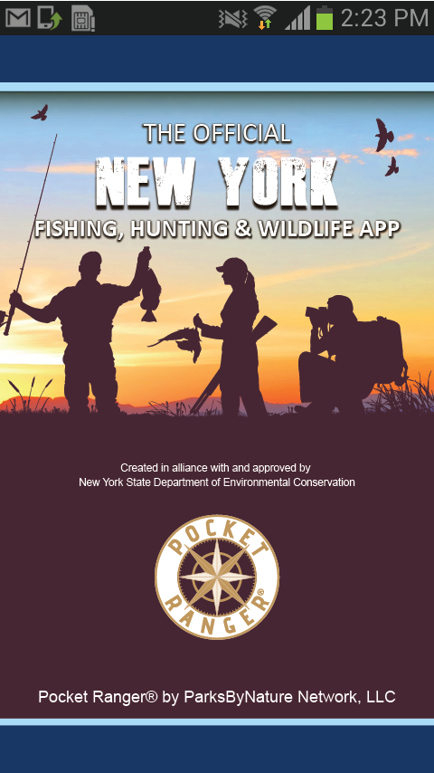 Ny fishing hunting wildlife android apps on google play for New york fishing license online