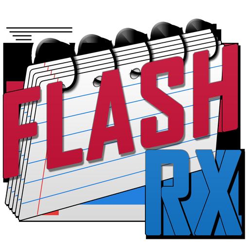 FlashRX by ClinCalc LOGO-APP點子