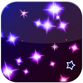 Glitter Star Live Wallpaper