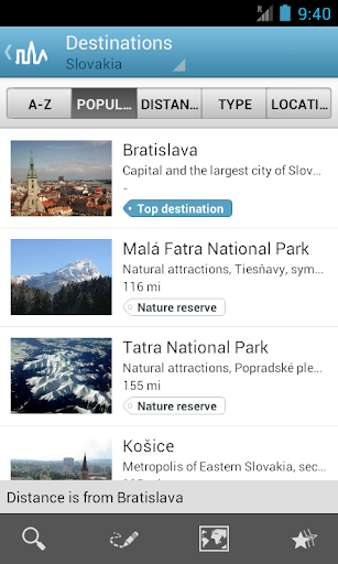 Slovakia Guide by Triposo