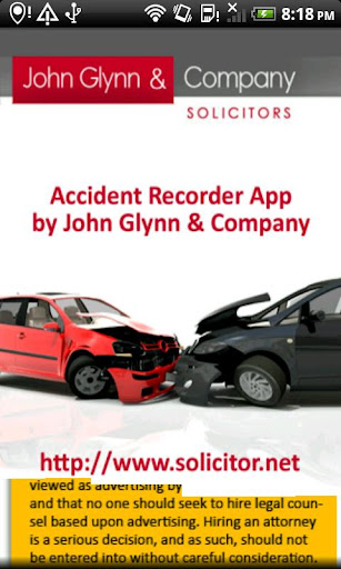 Glynn Accident Recorder