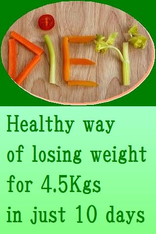 玩健康App|Healthy way for weight-loss免費|APP試玩