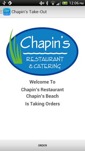 Chapin's Take Out