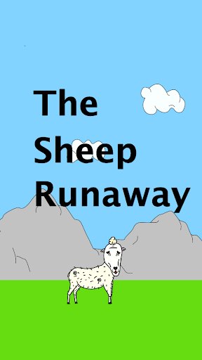 The Sheep Runaway
