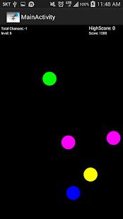 Hit Ball-Fastest Finger screenshot