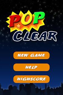 Pop Clear