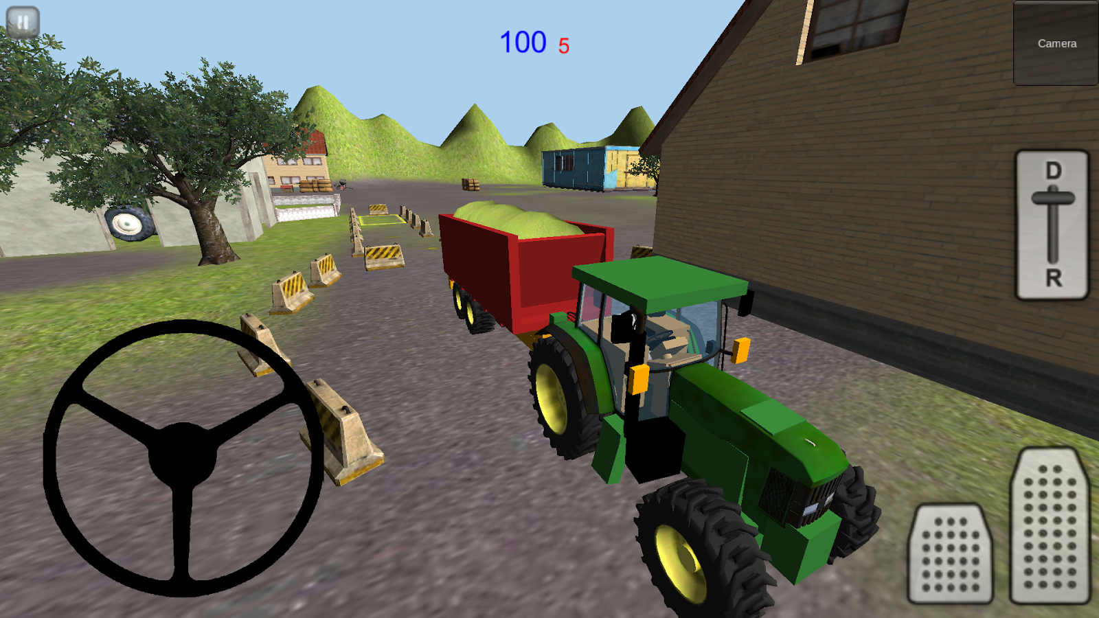 Tractor simulator 3d silage android apps on google play for Simulatore 3d