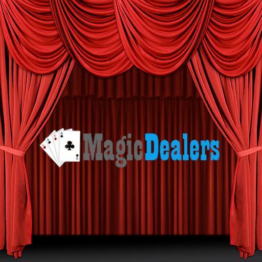 Magic Dealers 娛樂 LOGO-阿達玩APP