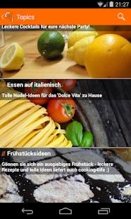 cooking4life - screenshot thumbnail