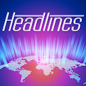 Headlines: News for World & US logo