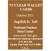 Nuclear Wallet Cards