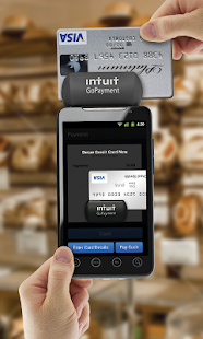 Intuit GoPayment Card Reader - screenshot thumbnail