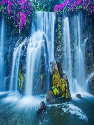 Best Waterfall Live Wallpaper