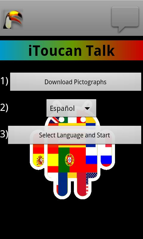 iToucan Talk (Autism) Alpha- screenshot