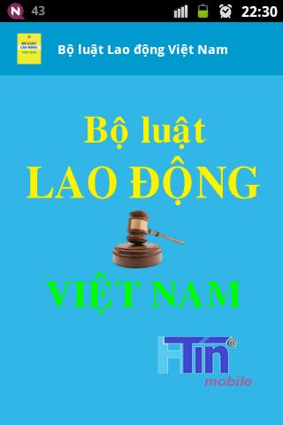 Bộ luật Lao động Việt Nam