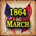 1864 Mar Am Civil War Gazette