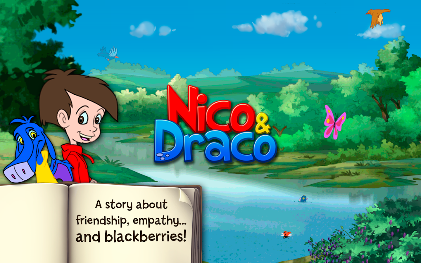 Nico & Draco- screenshot