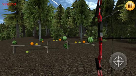 弯弓射击3D